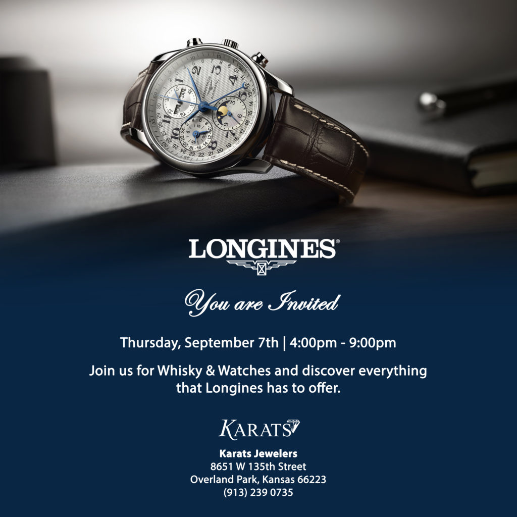 Longines Kansas City KARATS